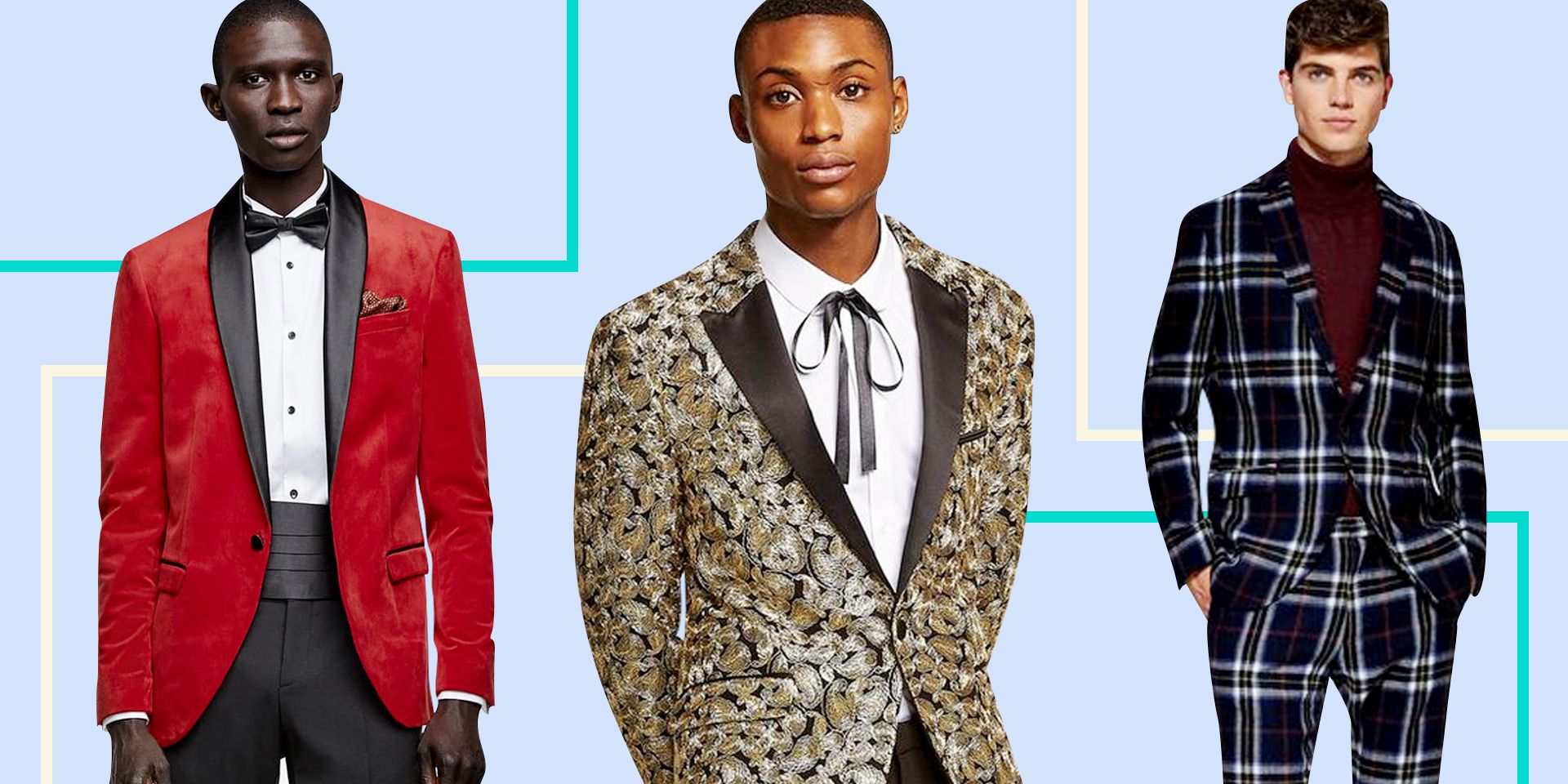 Prom Suit Style Guide